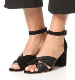 Pasadena Ankle Strap Sandal DIANE VON FURSTENBERG