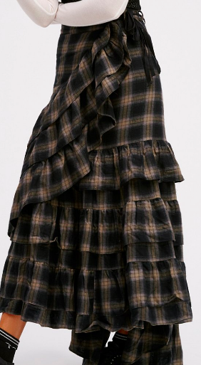 FP Enya Plaid Skirt