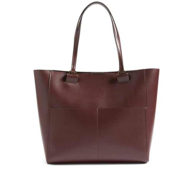 Glenn Faux Leather Tote SOLE SOCIETY