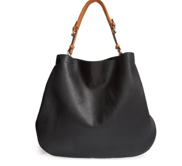 'Capri' Faux Leather Tote SOLE SOCIETY