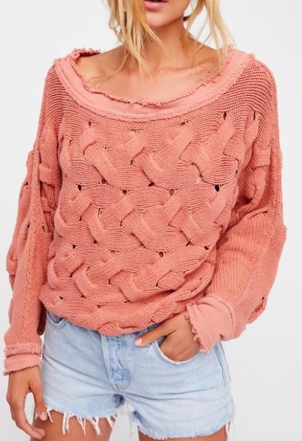 FP Alluring Sands Pullover