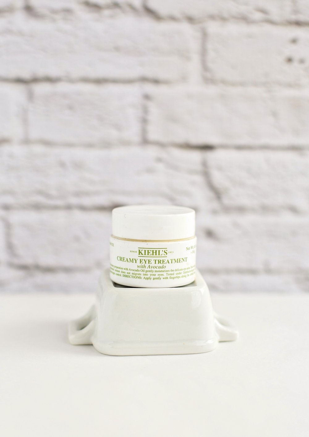 New Beauty Products I'm Loving - Kiehl's Creamy Eye Treatment | TrufflesandTrends.com