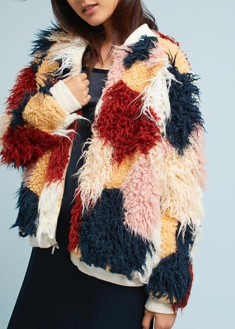 Nico Nico Marbella Fringed Jacket