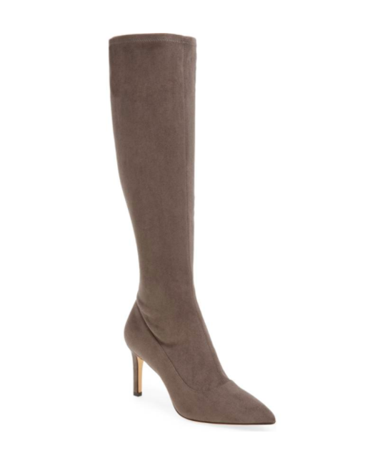 Carrara Knee High Pointy Toe Boot NINE WEST