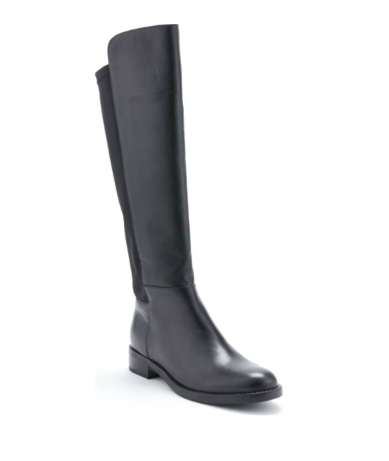 Ellie Waterproof Knee High Riding Boot BLONDO
