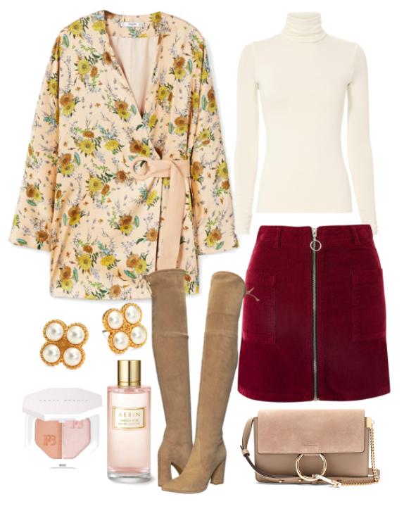 One Kimono, Styled 3 Ways | TrufflesandTrends.com