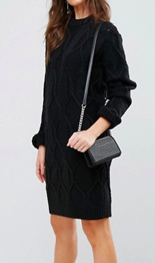 Y.A.S Knitted Sweater Dress