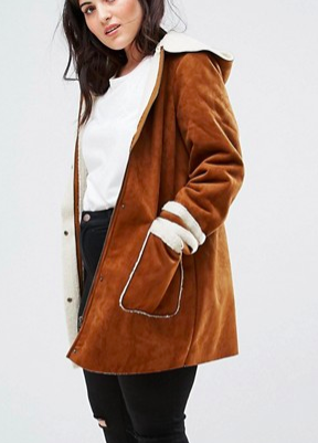 Junarose Shearling Coat