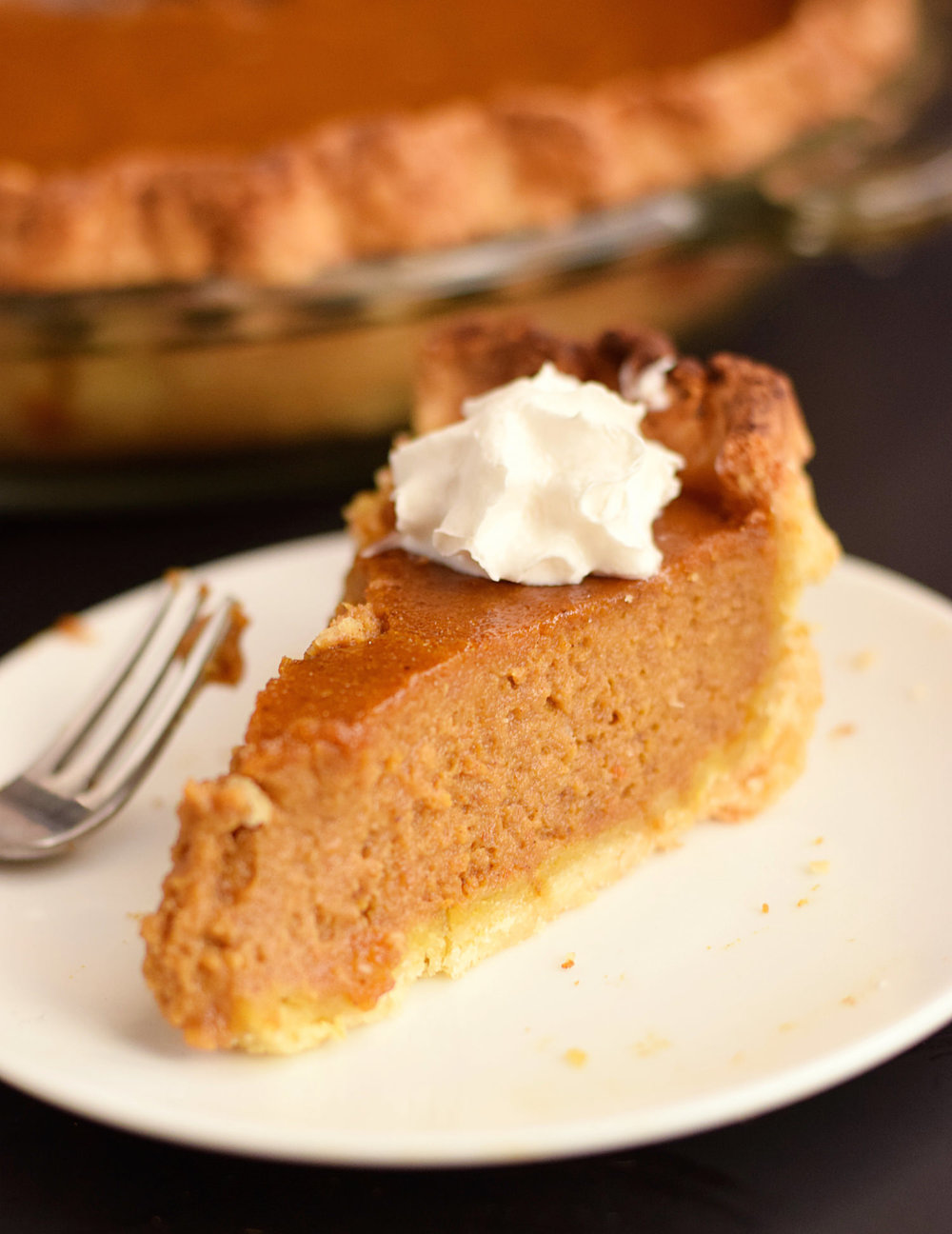 Epic Pumpkin Pie | TrufflesandTrends.com