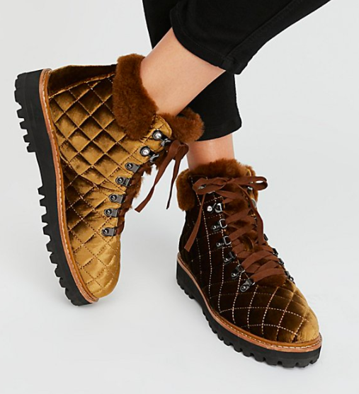 Lola Cruz Rowan Hiker Boot