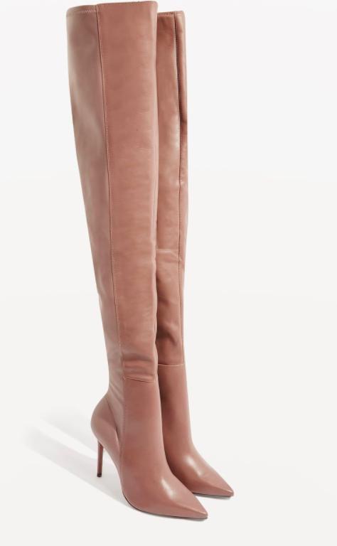 TOPSHOP BABETTE High Leg Boots