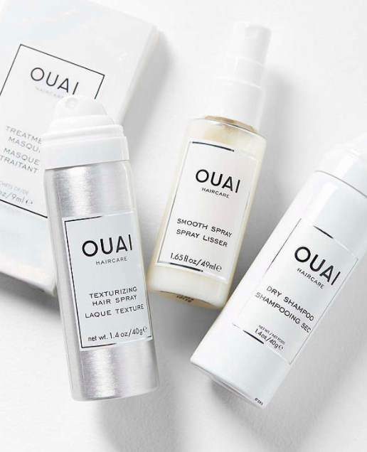OUAI On My OUAI Travel Haircare Kit