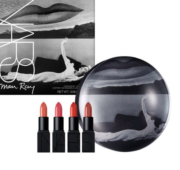 Man Ray Les Amoureux Audacious Lipstick Coffret