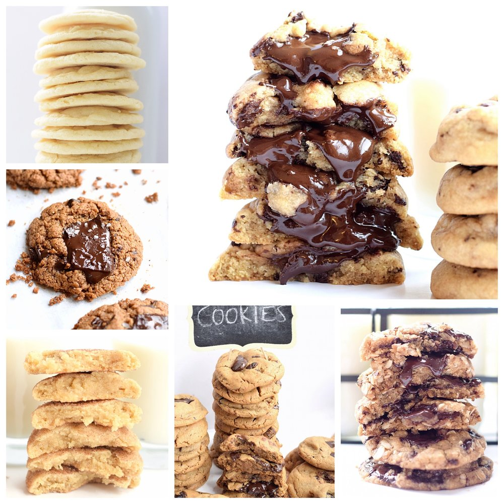 Top 10 Cookie Recipes from the Blog | TrufflesandTrends.com