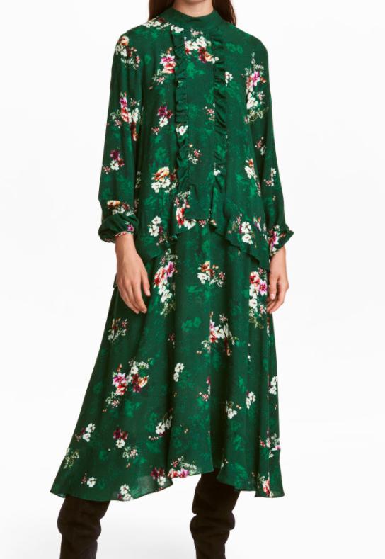 HM Viscose Dress