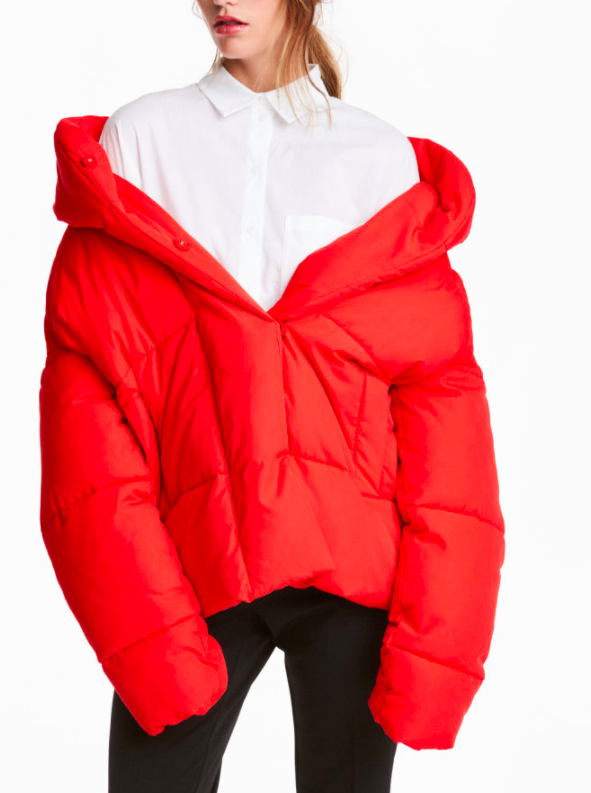 HM Padded Jacket with Hood