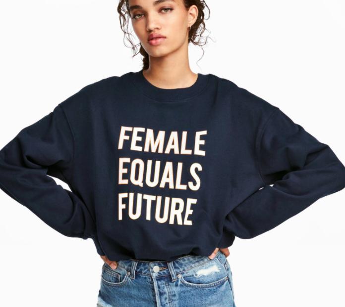 HM Oversized Sweatshirt
