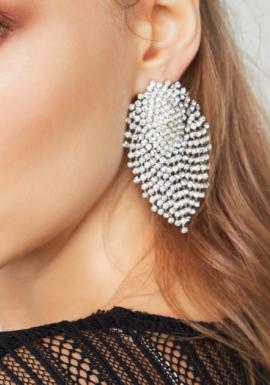BCBG Stone Earrings