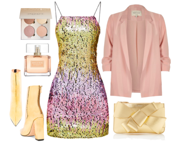 New Year's Eve Outfit Inspo | TrufflesandTrends.com