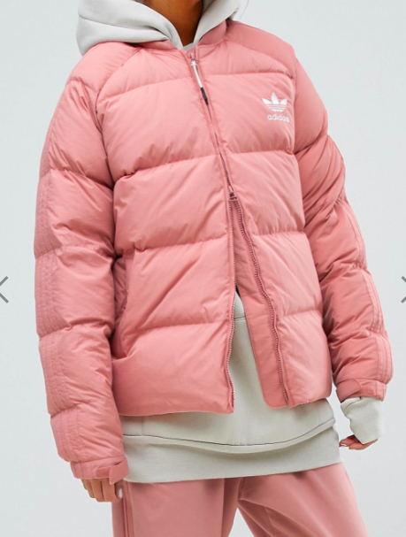 adidas Originals Down Filled Padded Jacket