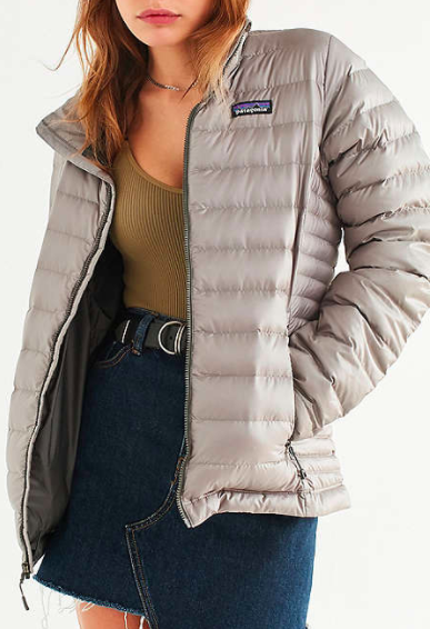 Patagonia Down Sweater Coat