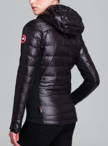 'Hybridge Lite' Slim Fit Hooded Packable Down Jacket CANADA GOOSE