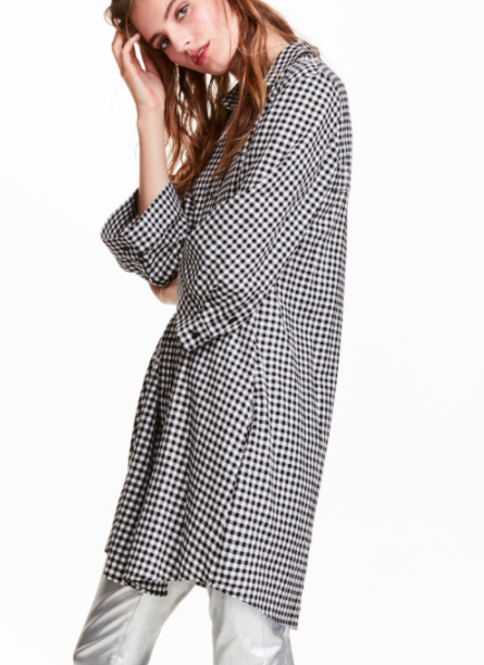 HM Patterned Dress