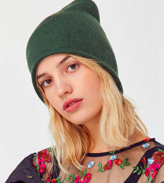 Double Knit Essential Beanie