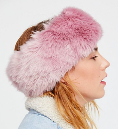 FP Cabin Fever Faux Fur Headband
