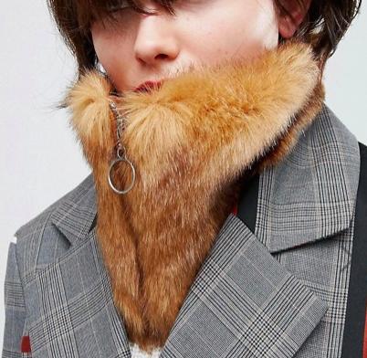 ASOS Faux Fur Snood