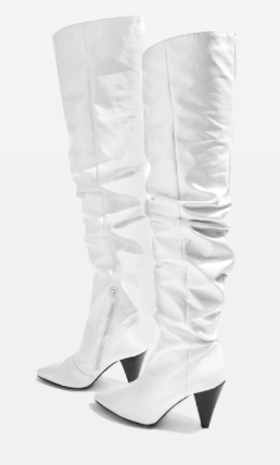 Topshop Boxer High Leg Boots