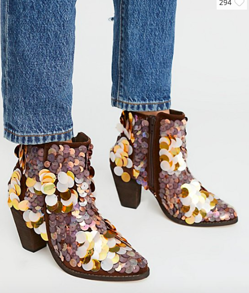 Fp Out Til Dawn Ankle Boot