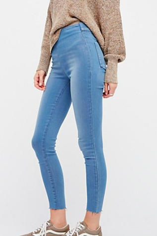 FP Easy Goes It Denim Legging
