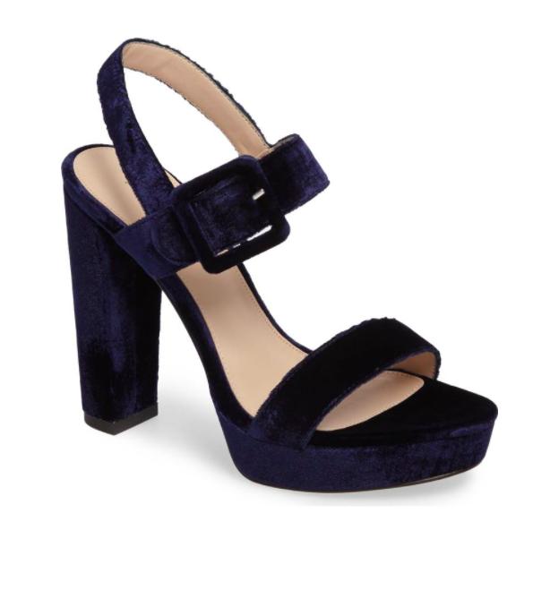 Paloma Platform Sandal PELLE MODA