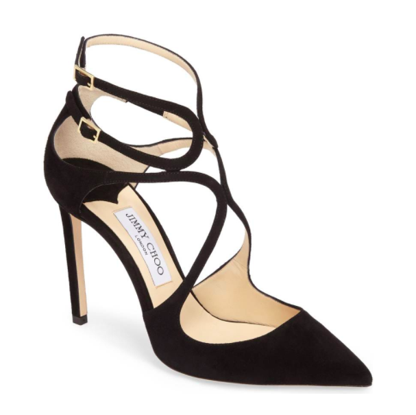 Lancer Strappy Pump JIMMY CHOO