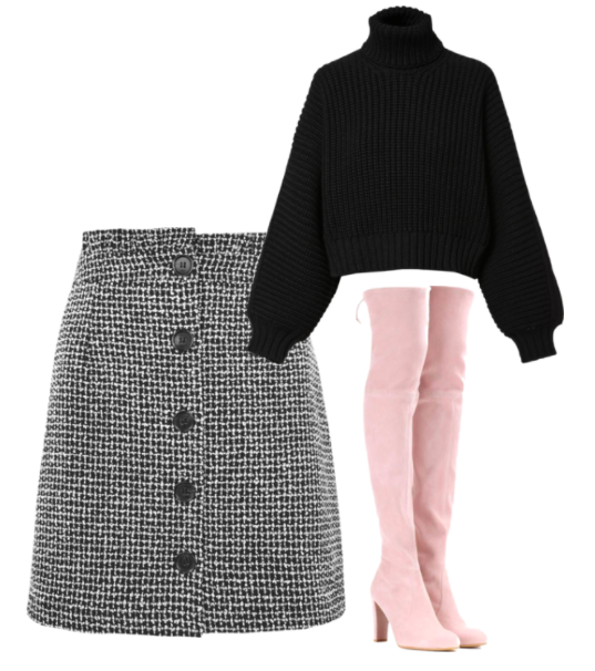 Three Piece Winter Outfits | TrufflesandTrends.com