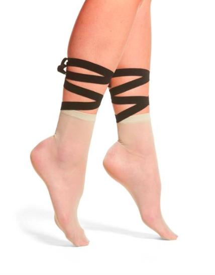 Patrizia Lace-Up Socks SARAH BORGHI