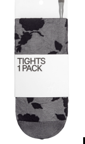 HM patterned tights