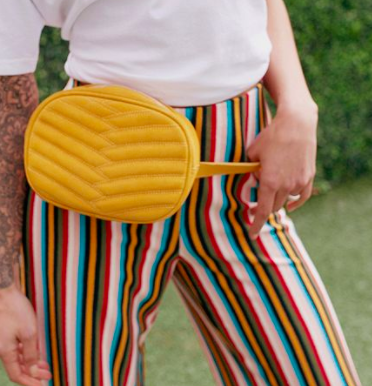UO Quilted Belt Bag