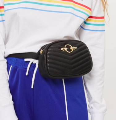 Queenie Quilted Fanny Pack