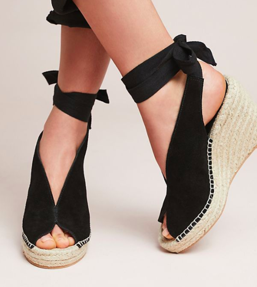 Seychelles Interrelated Wedge Sandals