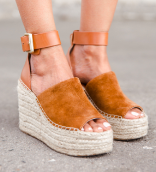Adalyn' Espadrille Wedge Sandal MARC FISHER LTD