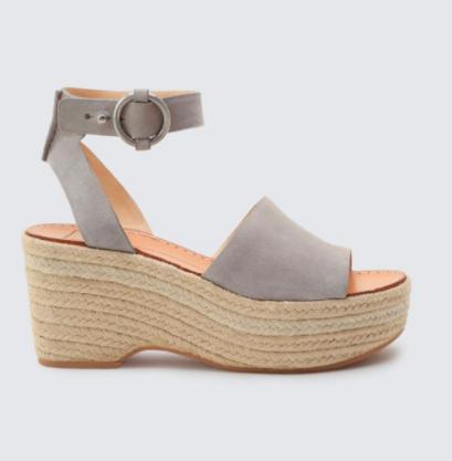 Lesly Espadrille Platform Sandal DOLCE VITA