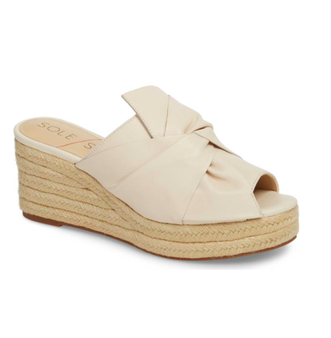 Carima Espadrille Wedge SOLE SOCIETY