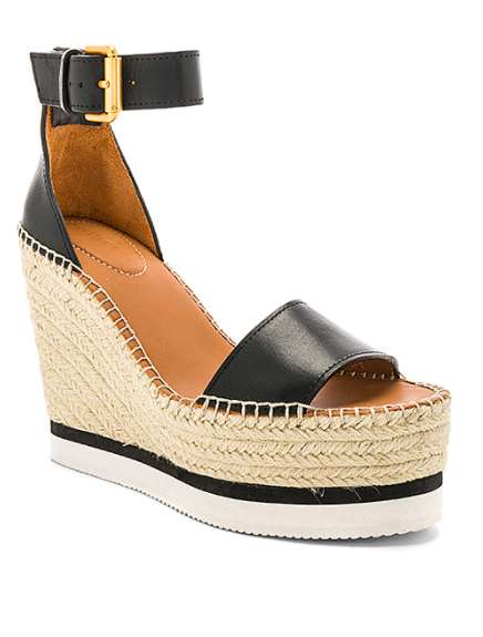 GLYN WEDGE SANDAL  SEE BY CHLOE See By Chloe