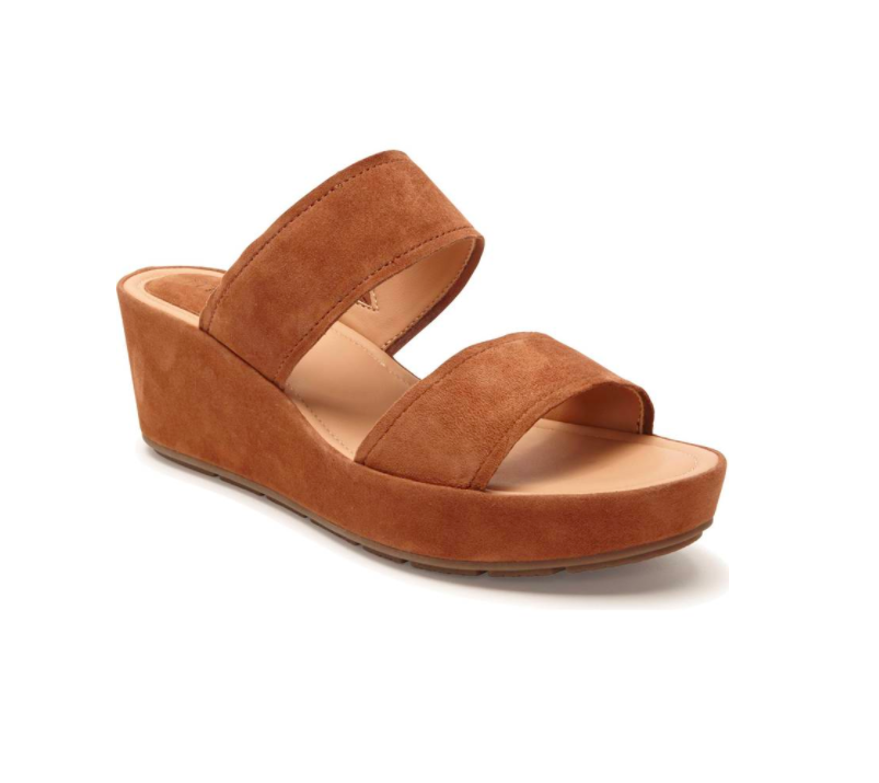 Albany Wedge Sandal ME TOO