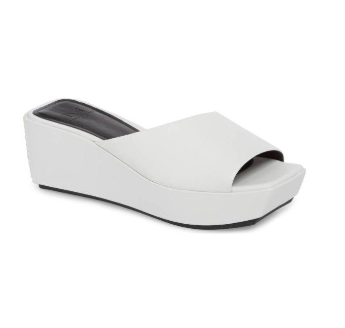 Yailyn Platform Slide Sandal MARC FISHER LTD