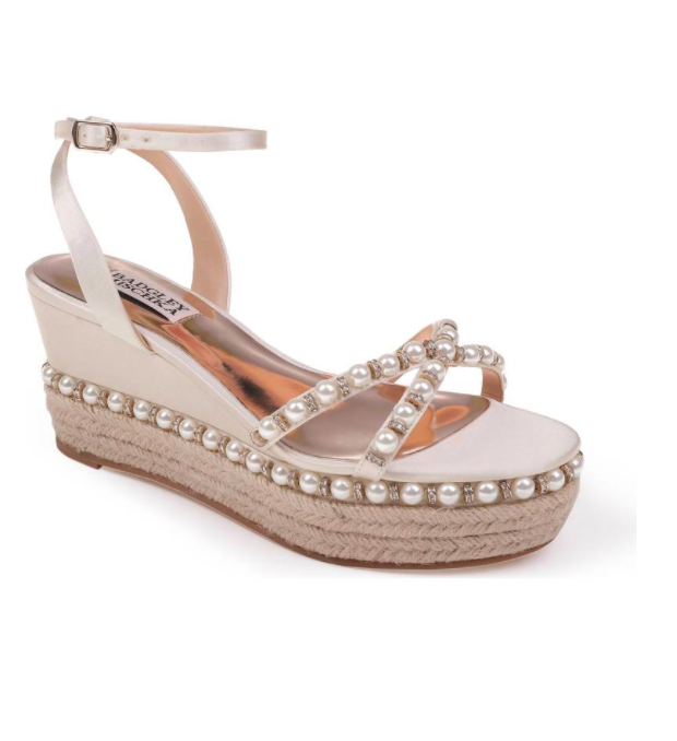 Skye Wedge Sandal BADGLEY MISCHKA