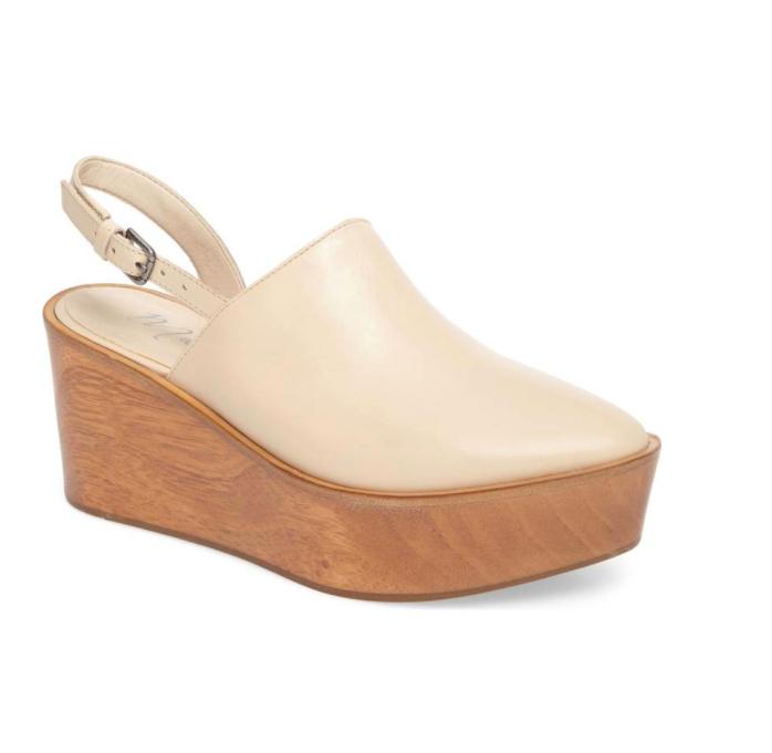 Eyals Slingback Platform Wedge Sandal MATISSE