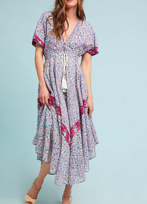 Belle Mare Dress Valiante